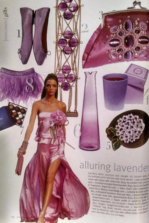 Alluring Lavender